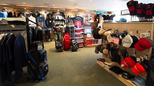 Pro Shop Full Repairs and Regripping Service